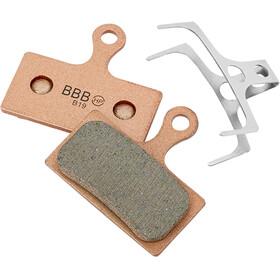 BBB DiscStop BBS-56S Bremsebelægninger XTR sintret, koper